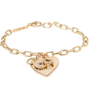 Zoe Chicco Hatch collab bracelet