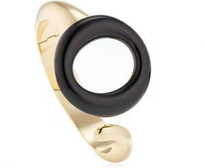 Elsa Peretti for Tiffany black jade bracelet