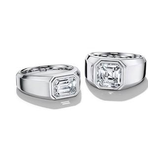 tiffany male engagement ring
