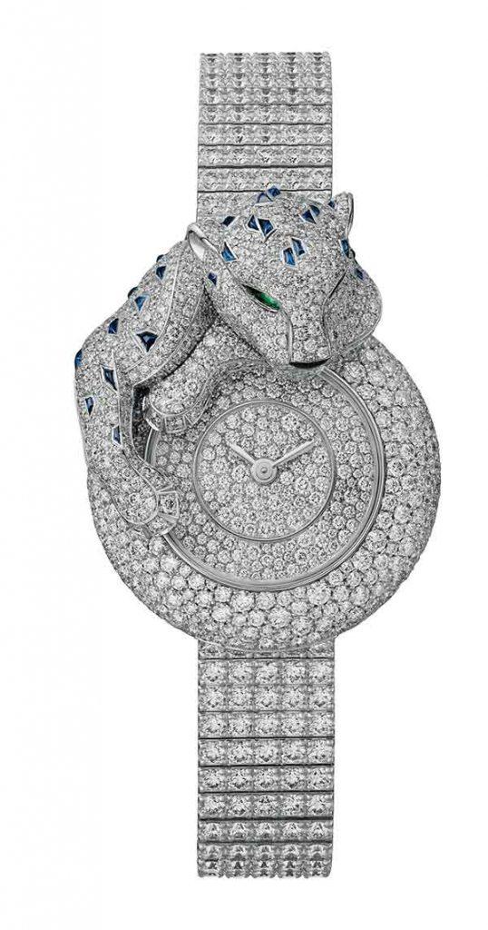 Cartier panther watch