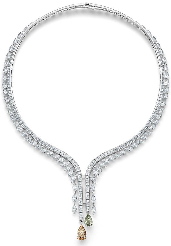 De Beers Cupid Necklace