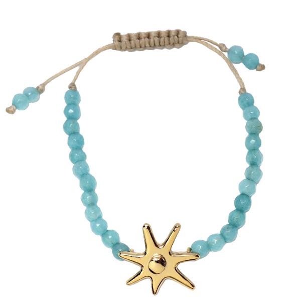 Ellinas Treasures amazonite bracelet