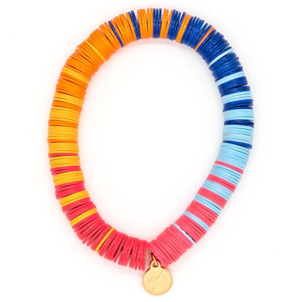 Elsie Frieda H20 festival bracelet