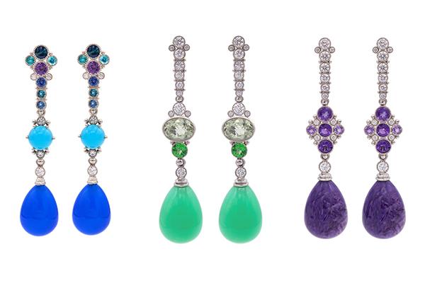 Featherstone spring 2021 earrings