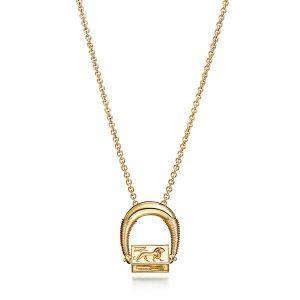 Futura Odyssey necklace