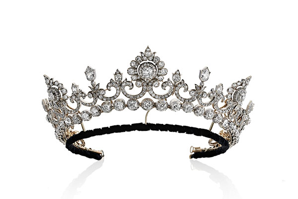 Hancocks Anglesey tiara