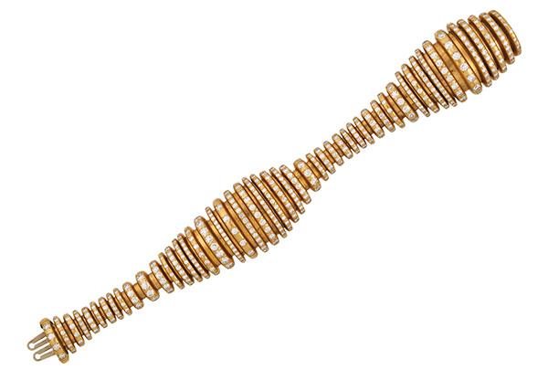 Jar telescopic bracelet