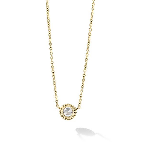 Lagos Covet diamond necklace