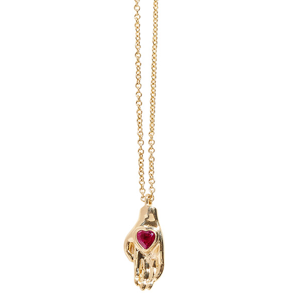 Pamela Love hand pendant