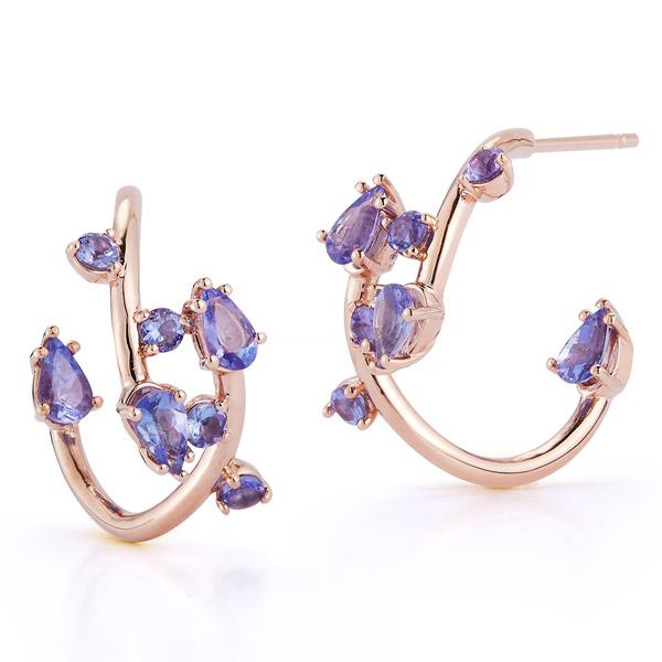 Renna Wave Study II earrings