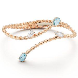 Renna Wave Study IV bracelet