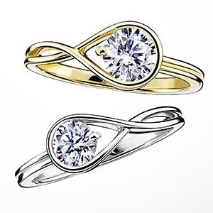 Pandora Brilliance rings
