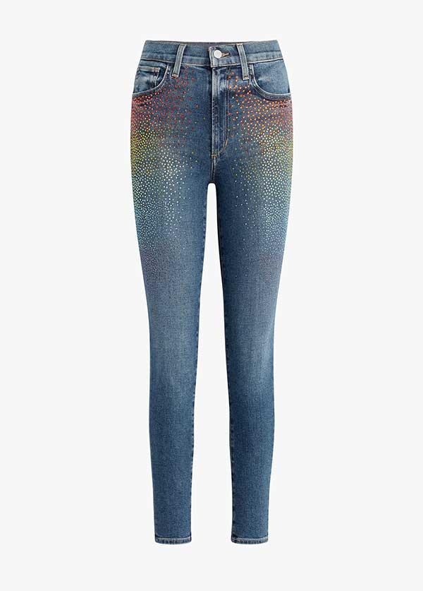 Stephanie Gottlieb x Joes rainbow jean