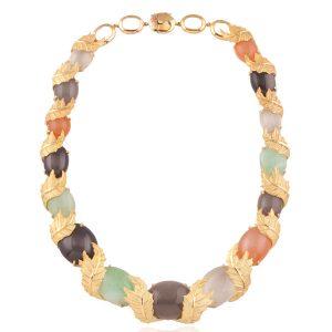 Studio Tara moonstone necklace