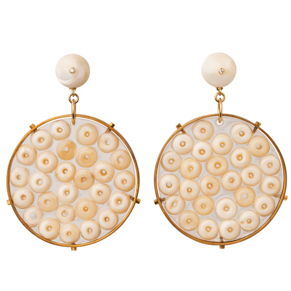 Tessa Packard Country Club earrings