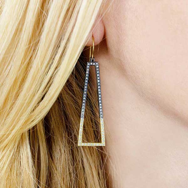 Todd Reed earring