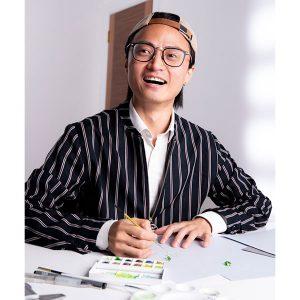 Zeemou Zeng Portrait