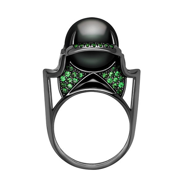 Angie Marei Isis Goddess ring
