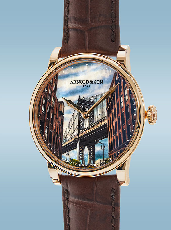 Arnold and Son watch