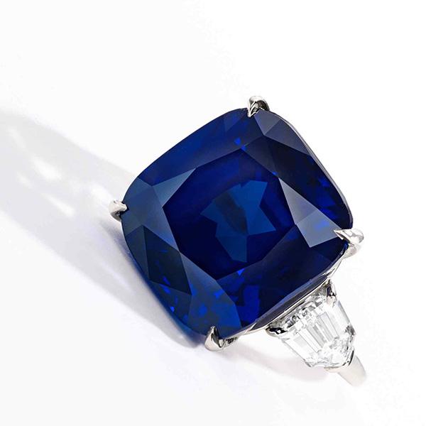 Bulgari Sapphire ring