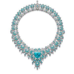 Chopard precious lace necklace