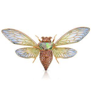 Cicada Jewelry cicada brooch