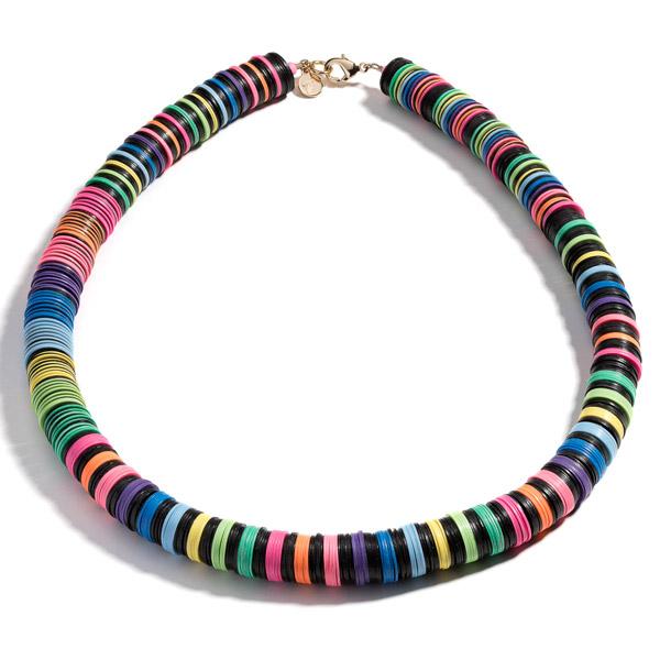 Elsie Frieda Candyland Jackie necklace