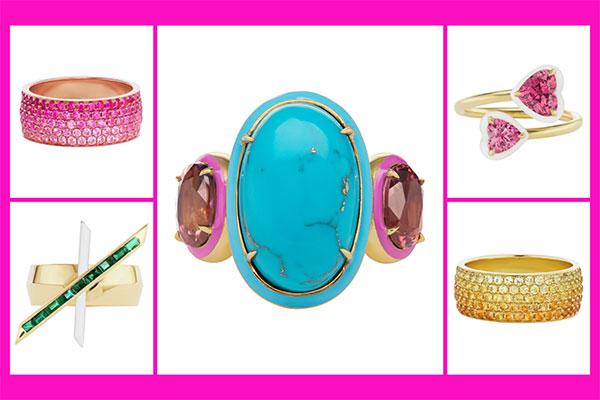 Emily P Wheeler dress up rings