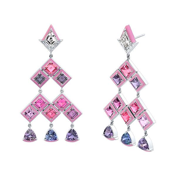 Emily P Wheeler princess earrings