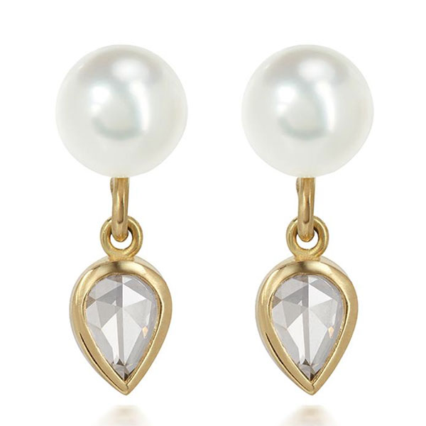Flora Bhattachary earrings