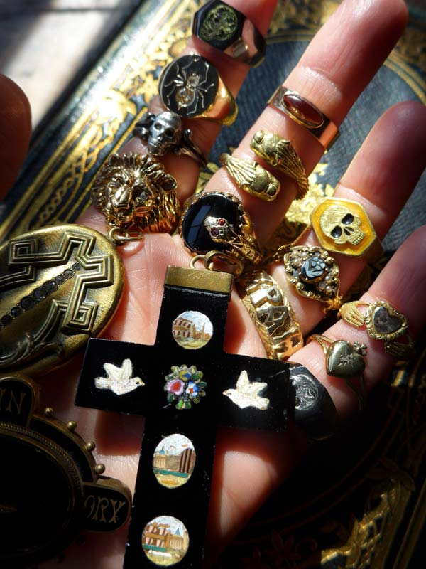 The Sacred Order jewelry