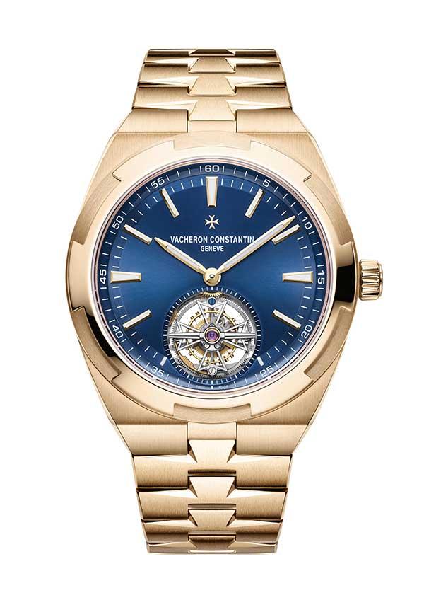 Vacheron Constantin Overseas Tourbillon bracelet