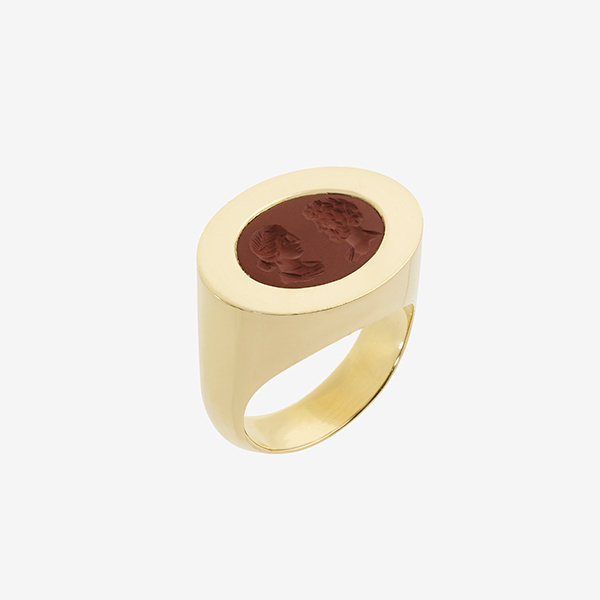 Victoria Strigini marriage ring