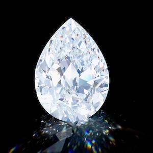 101.38 carat D Colour Flawless Diamond (2)