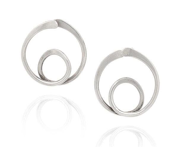 Art Smith Hoop Earrings