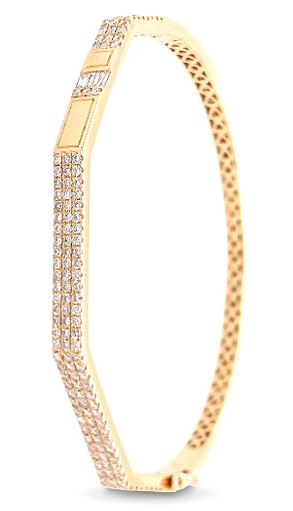 Dilamani diamond bangle