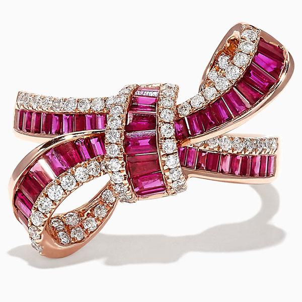 Effy bow ring