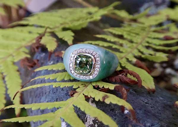 Emily P. Wheeler Chubby Ring