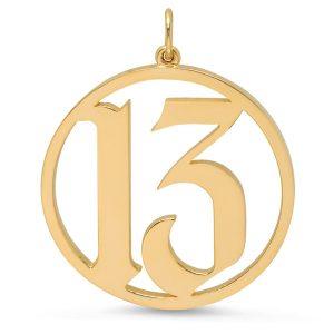 Established 13 pendant