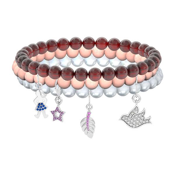 Girl Up bracelets