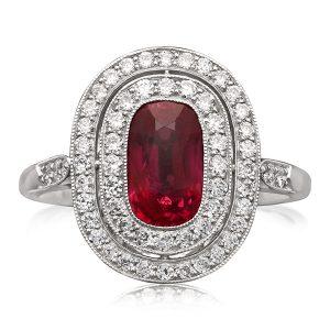 Hancocks ruby ring