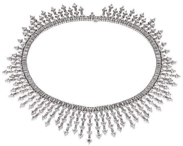Lark and Berry x Diamond Foundry supernova necklace