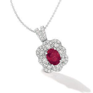 Le Vian Couture Ruby pendant
