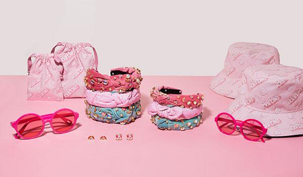 Lele x Barbie accessories