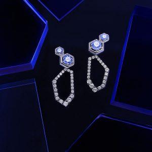 Luminous Diamonds earrings
