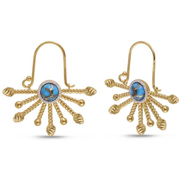 LuvMyJewelry Day Break earrings