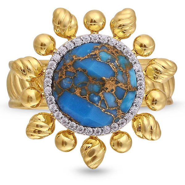LuvMyJewelry Rise and Shine ring