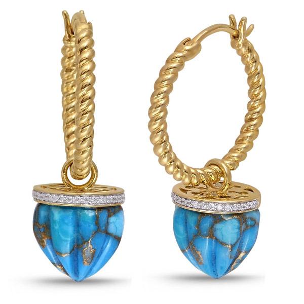 LuvMyJewelry Summer Nights earrings