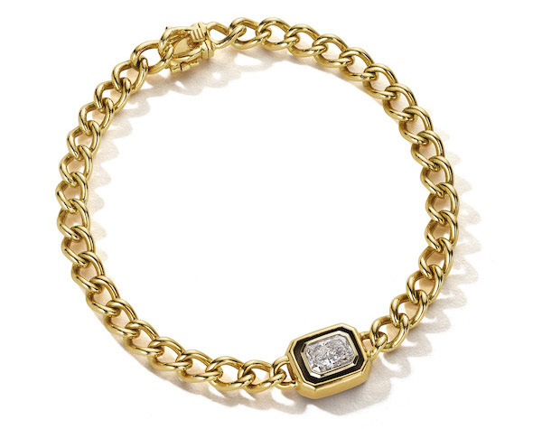 Nina Runsdorf link bracelet