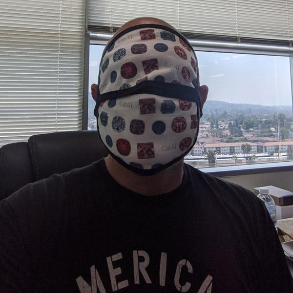 Niveet Omi masks